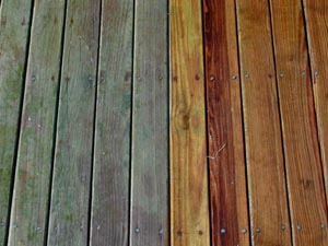 Deck Restoration, Cleaning & Sealing